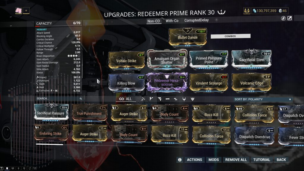 Redeemer Prime Builds Guide Warfrane Guidekeeper Online interactions not rated by the esrb. redeemer prime builds guide warfrane
